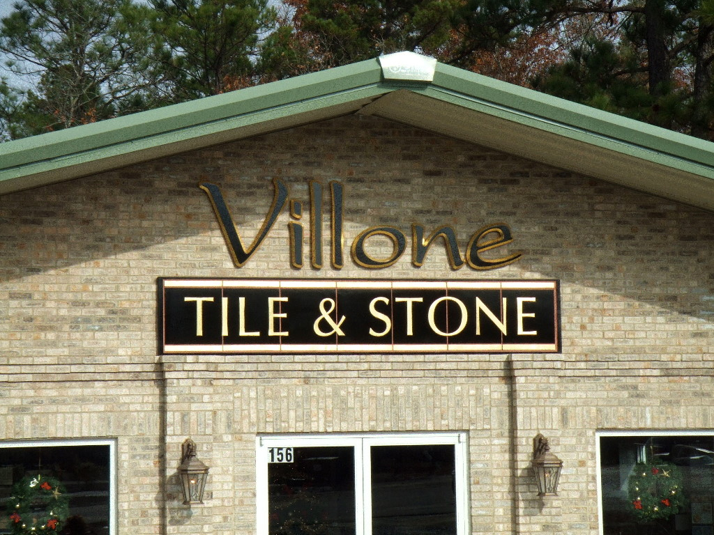 23ktgold custom letters sandblast routed villone hdu business sign classic signs nc 1024x768