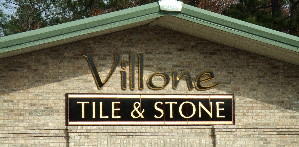 23ktgold routed villone hdu business sign