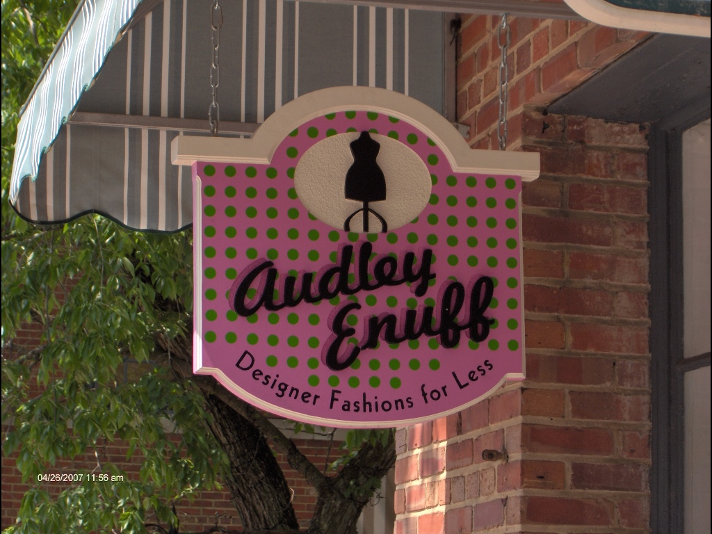 audley enouff sandblasted hdu shop sign from classic signs nc 1024x768
