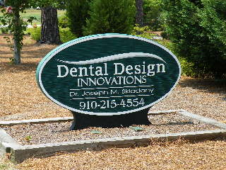 dental design dentist sign sandblasted business resaurant sign classic signs nc 320x240