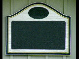 vancouver molded cast hdu signblank from classic signs nc 160x120