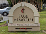 church sign page memorial hdu monument and lettering from classic signs nc  small