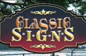 Classic signs nc sandblasted routed prismatic hdu gold leaf varigated metal leaf 600 leds inside 799x478 rev2 kwicks