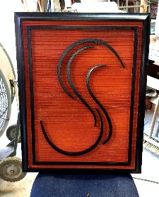saddlebrook 3in deep sandblasted HDU sign with woodgrain effect sml signblasters com1024x768290x000