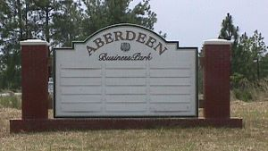 aberdeen bus park directory sign classic signs nc 300x169