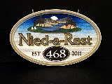 nied a rest lakehouse sandblasted sign classic signs nc 160x120JPG
