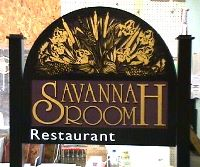 savannah Room sandblasted hdu classic signs nc 200x167