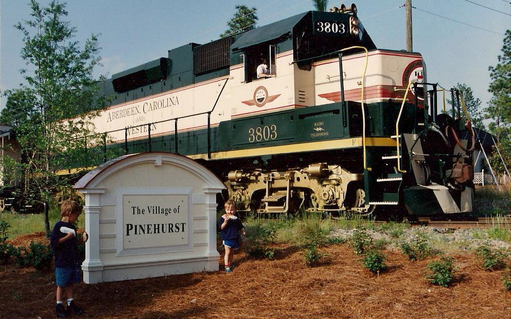 train and pinehurst sign classic signs nc 993x621