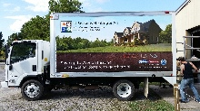 box truck decals classic signs nc 220x180ish